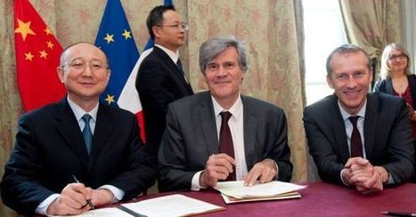 Accords franco-chinois sur l'agriculture et l'agroalimentaire ...   Agriculture   Scoop.it