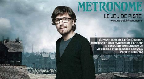 France 5 prolonge l'expérience «Metronome» sur le web | The rabbit hole | L'actualité du webdocumentaire | Scoop.it