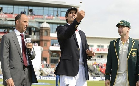 Ashes 2013-14: pity the poor England fan stuck in bed with Aggers - Telegraph   bed   Scoop.it