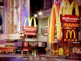 What McDonald's Is Doing on Snapchat [Infographic]   Best Practices Brand & Social Media   Scoop.it
