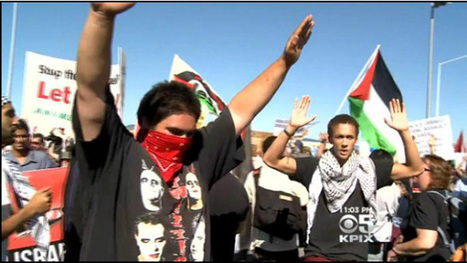 Protesters Again Confront Israeli-Owned Commercial Ship At Port OfOakland | Activism | Scoop.it