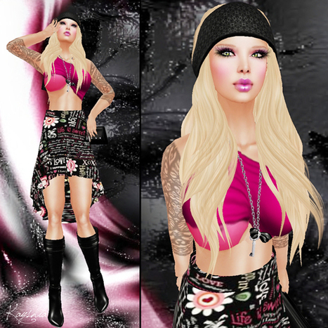 SL frees & offers: Style 25 | Finding SL Freebies | Scoop.it
