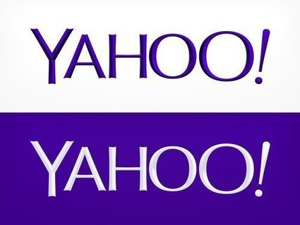 What do you think about Yahoo's new logo? | digital marketing strategy | Scoop.it