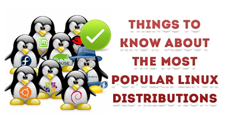 Things To Know About The Most Popular Linux Distributions | | linux virtual private server | Scoop.it