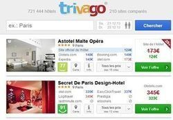Le comparateur Trivago fait sa mue | E Tourisme | Scoop.it