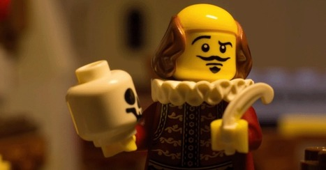 Shakespeare and Shatner Go Head-to-Head In Five Minute Lego Film [VIDEO] | Tracking Transmedia | Scoop.it