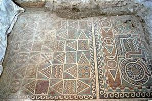 ARCHAEOLOGY - Roman mosaics discovered in Amasya | Archaeology News | Scoop.it