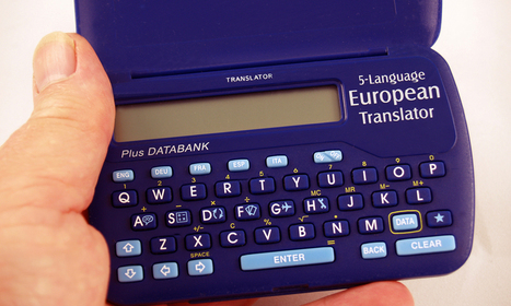 Language Trade Group Teams With EU on Translation Tech - Associations Now   Metaglossia: The Translation World   Scoop.it