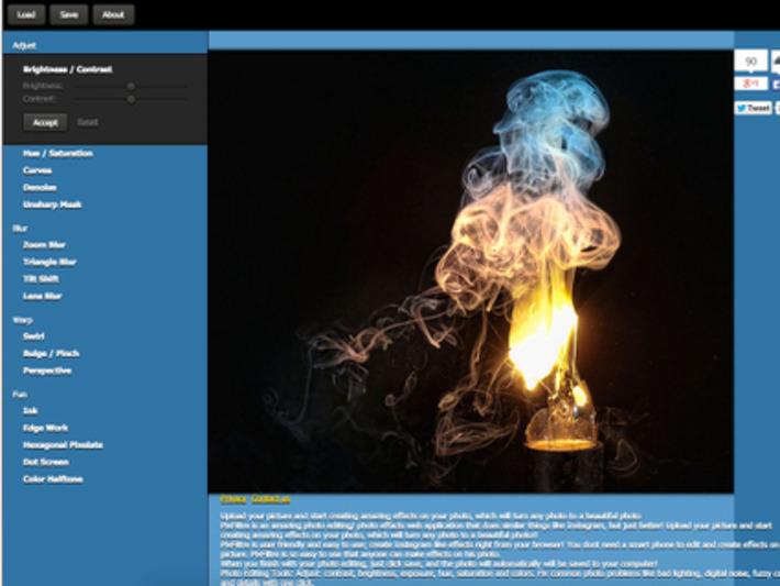 PixFiltre, éditeur de photo en ligne complet et gratuit | TIC et TICE mais... en français | Scoop.it