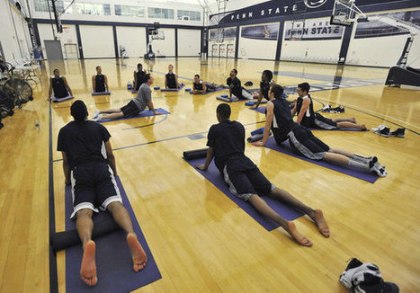 Athletes using meditation to improve performance - Philly.com | sports science | Scoop.it