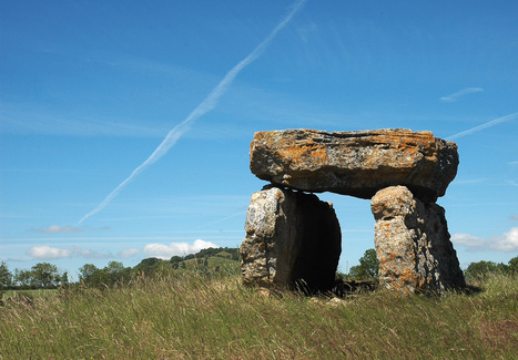 Visite au cœur de la région des dolmens   Revue de Web par ClC   Scoop.it