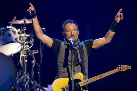 "Bruce Springsteen est dans ""Laissez-vous tenter"" - RTL | Bruce Springsteen | Scoop.it"