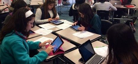 The iPad revolution: Transforming extra-curricular clubs - Innovate My School   innovative leadership   Scoop.it