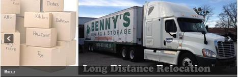Tips to Get Affordable Long Distance Movers | Benny's Moving & Storage Inc | Scoop.it
