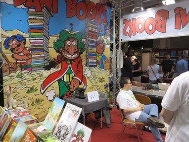 Le 17e Festival de bande dessinée d'Erlangen: vraiment international! - Actua BD: l'actualité de la bande dessinée | Allemagne | Scoop.it