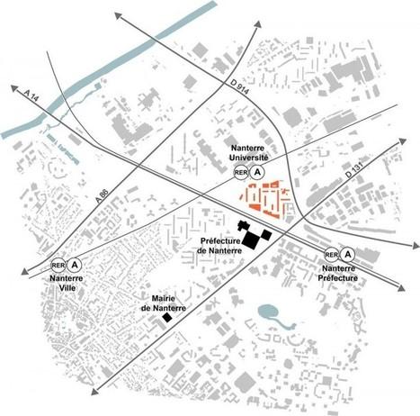 2/3/4/ Faubourg » ZAC Multi-sites des provinces françaises à Nanterre (92) | Ressources en Géographie | Scoop.it