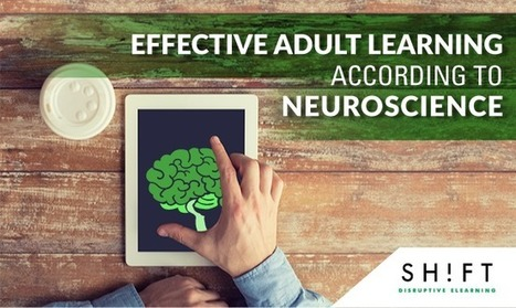 4 Elements to Effective Adult Learning, According to Neuroscience | APRENDIZAJE | Scoop.it