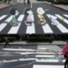 Peanuts Crossing in 3D   Machinimania   Scoop.it