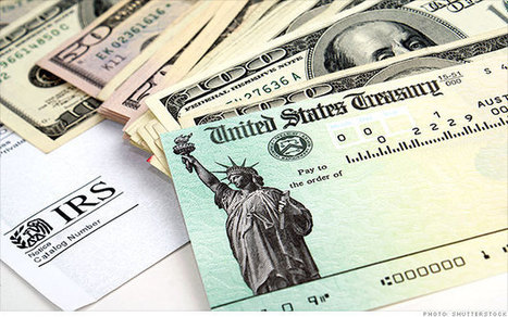 Average tax refund so far: $3,034 | American Expats | Scoop.it