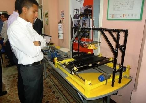 Sisvi, el robot que ayuda a detectar fallas en soldaduras | Robotic applications | Scoop.it