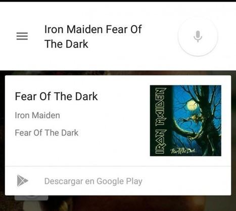 Aplicaciones para seguir la letra de las canciones en Android | Educacion, ecologia y TIC | Scoop.it