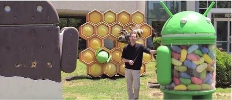 Que tal aprender a desenvolver apps de Android com funcionários da Google? | Android Brasil Market | Scoop.it