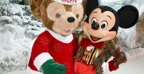 Noël arrive à Disneyland Paris dès le 7 novembre – Metro   Disneyland Paris   Scoop.it
