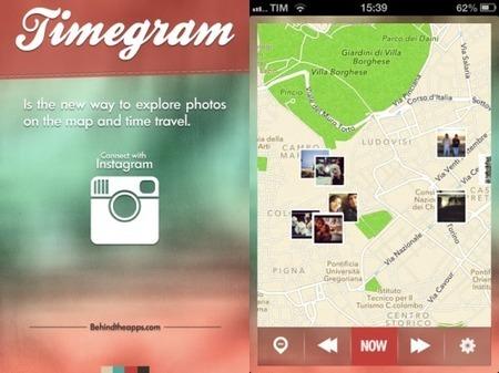 Timegram: Instagram diventa una mappa - iSpazio – IL Blog Italiano ... | Giua's photography | Scoop.it