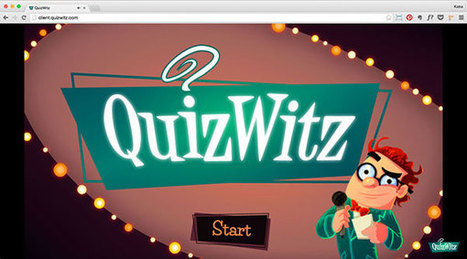 QuizWitz | Digital Delights - Avatars, Virtual Worlds, Gamification | Scoop.it