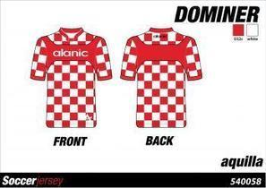 Online Red Checks Soccer Jersey | Online Sports Clothing | Scoop.it