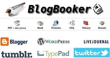 Comment transformer son blog en livre au format PDF avec BlogBooker | François MAGNAN  Formateur Consultant | Scoop.it