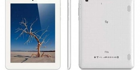 Fly F8s specifications and price [Tablet] | Geeks9.com | Geeks9 | Scoop.it