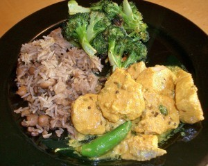 Guest Post Series: Curried Indian Style Salmon by Anne Maxfield | Food from around the world | Scoop.it