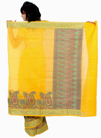 Buy Triveni Sarees Online In USA   Buy Online: Indian Products, Dresses, Sarees – NriBestBuy   Scoop.it