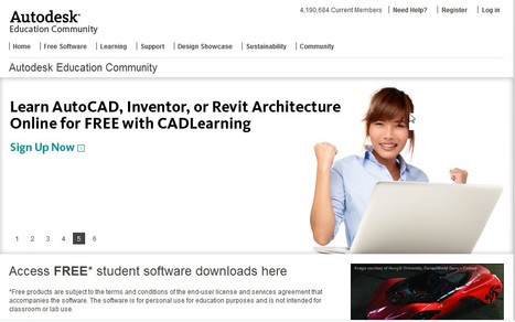 Autodesk Education Community | 21st Century Information Fluency | Scoop.it