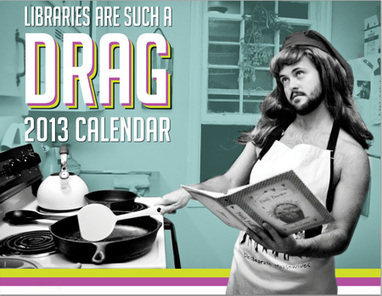 New queer calendar celebrates love of the library | Cha-Ching | Scoop.it