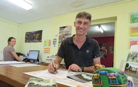 A Saint-Leu-d'Esserent, le gérant du camping veille sur une « petite ville » | Camping en France et ailleurs | Scoop.it