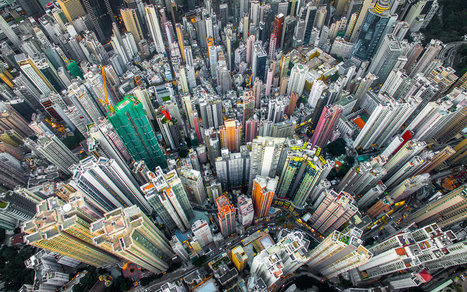 Amazing Drone Photo of Hong Kong | Urban Decay Photography | Scoop.it