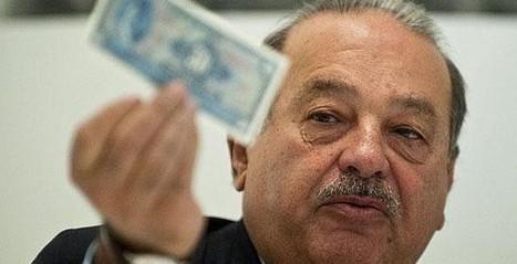 ¡SE DESTAPO LA OLLA! Carlos Slim suelta la lengua y lo dice todo sobre la corrupción en México. #LoMasPolemico | Gestión de la I+D+I | Scoop.it