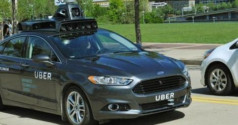Uber Launching Its Self-Driving Cars This Month | Post-Sapiens, les êtres technologiques | Scoop.it
