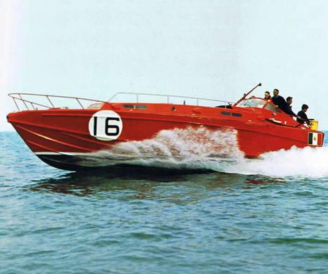 Ultima Dea & Ultima Volta: two famous offshore boats | Nautica-epoca | Scoop.it