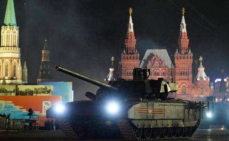 Немецкие СМИ: С появлением «Арматы» Западу придётся срочно перевооружаться | Global politics | Scoop.it