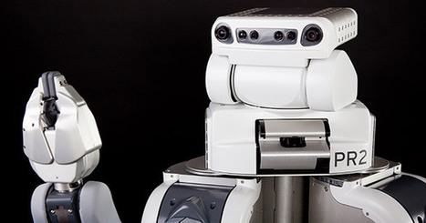 Changement de stratégie chez Willow Garage | Actualités robots et humanoïdes | Scoop.it