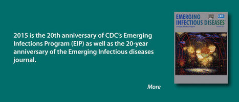 Emerging Infectious Diseases 20-year Timeline - Emerging Infectious Disease journal - CDC | Aquatic Viruses | Scoop.it