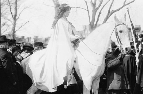 27 Pictures Of Badass Suffragettes From American History | Living History | Scoop.it