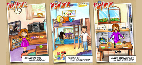 App Review: My PlayHome App Makes Speech Practice Fun ... | Special Needs Parenting & Blogging | Scoop.it