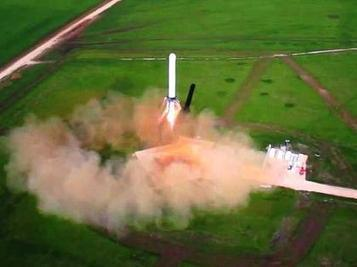 SpaceX Flies Most Complicated Grasshopper Test Yet | SpaceNews.com | The NewSpace Daily | Scoop.it