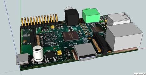 $25 Raspberry Pi Hobby Computer Doubles iPhone 4S GPU Performance And Beats Tegra 2 | Raspberry Pi | Scoop.it