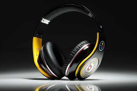 Beats Studio Headphones Pittsburgh Steelers With Diamond Edition | Cheap beats by dre steelers sale | Scoop.it
