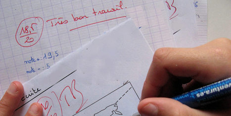 Mon année avec l'évaluation par compétences... (1) / témoignage de @profencampagne | questions d'éducation | Scoop.it